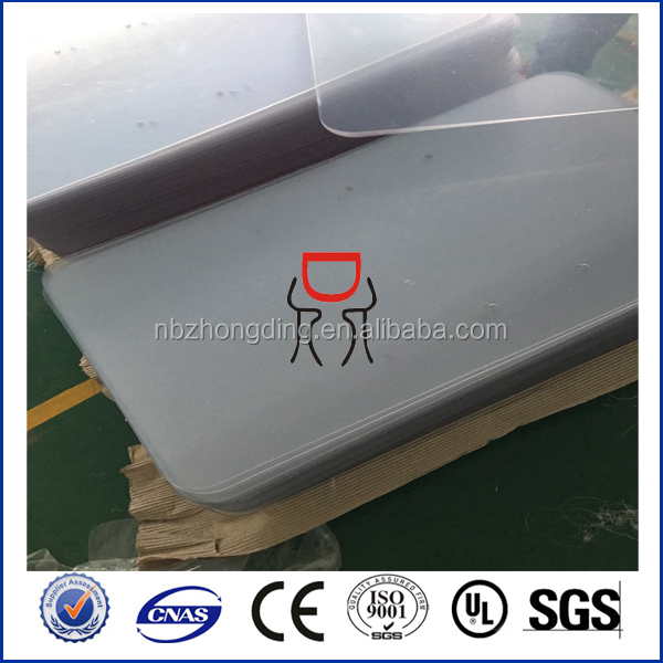Hot sale manufacture china polycarbonate sheet price for bullet proof vest