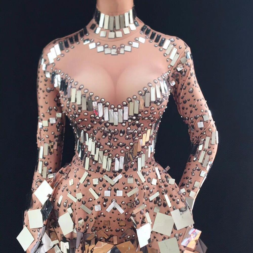 2018 NEW DREAMY HOT PARTY DRESS SEXY GLAMOUROUS LOGAM TRANSPARAN CLUBWEAR GLITTER TABUNG EVENING MALAM PROM GAUN