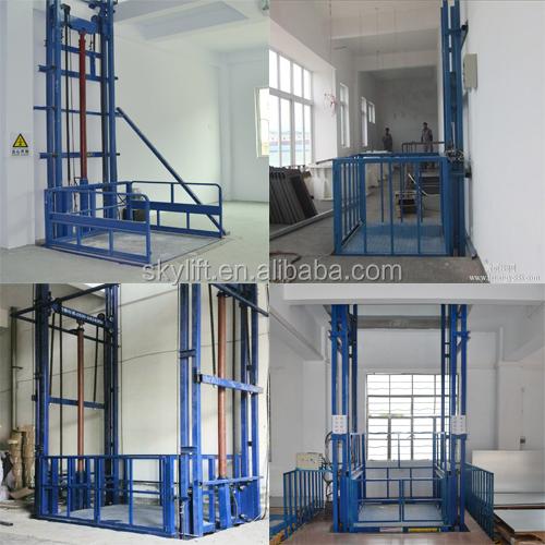 Used Car Warehouse: Hydraulic Warehouse Cargo Auto Lift 3000