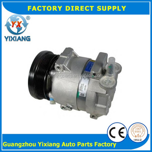 6PK 125MM V5 700772 96804280 715372 715214 AC Compressor For Chevrolet lasetti Optra / Suzuki Forenza