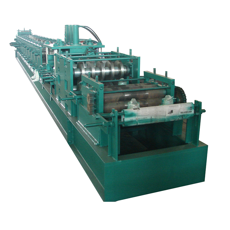 Top selling cz gording roll forming machine aluminium groovende machine