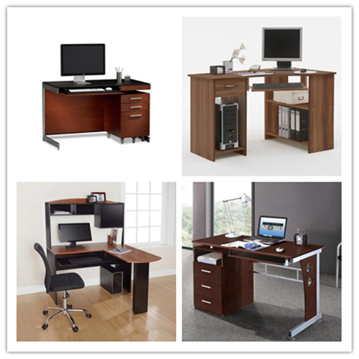 Cheap Modern Wooden Computer Table Design/computer Desk With ...
