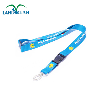 2019 Customized id badge lanyard and card holder