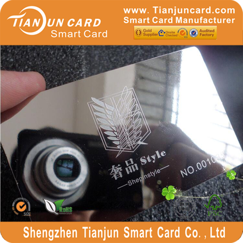 Mirror Finish Business Card, Mirror Finish Business Card Suppliers ...