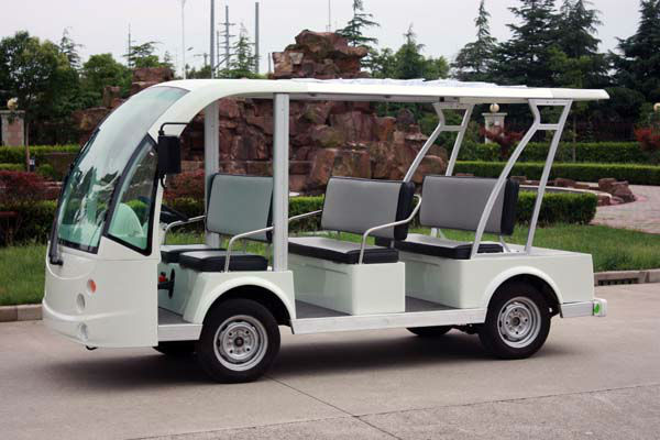 8 Seat Electric Penger Van For With Ce Certificate Dn 8f