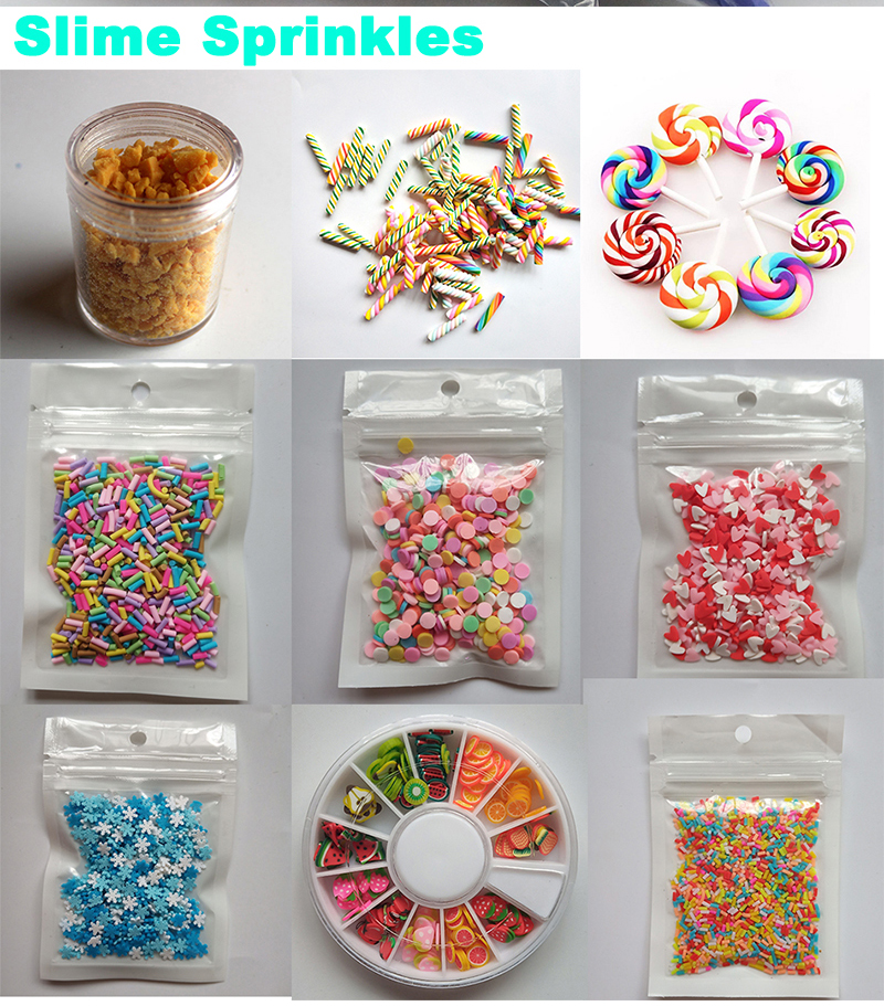 Fake Sprinkles - 1kg 2mm Tiny Fake Sprinkles Colorful Faux Chocolate  Topping Candy Flakes Polymer Clay Or Fimo Cabochons - Buy Slime  Sprinkles,Fimo
