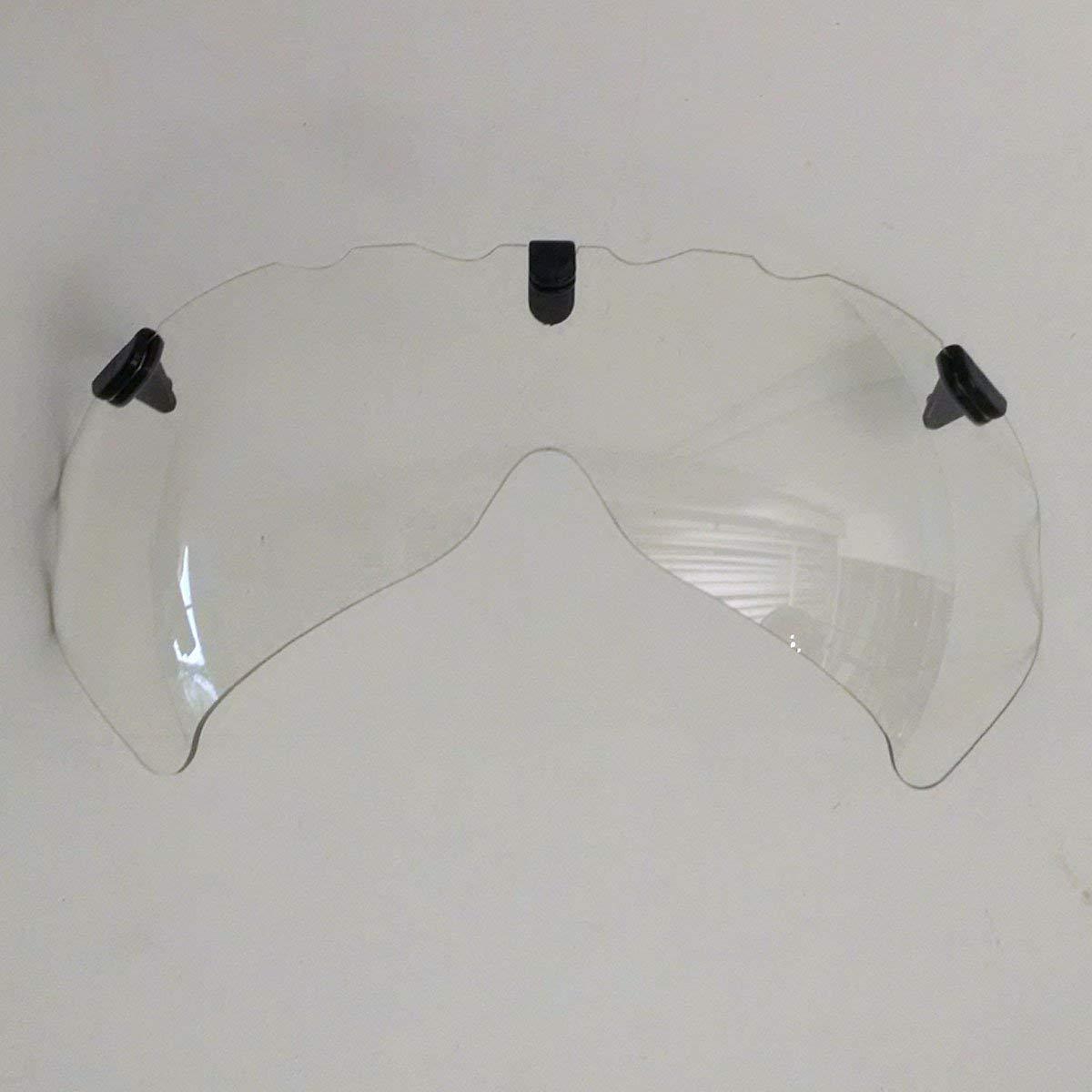 Bell Javelin Helmet Replacement Eye Shield - Clear, Medium - 2032123