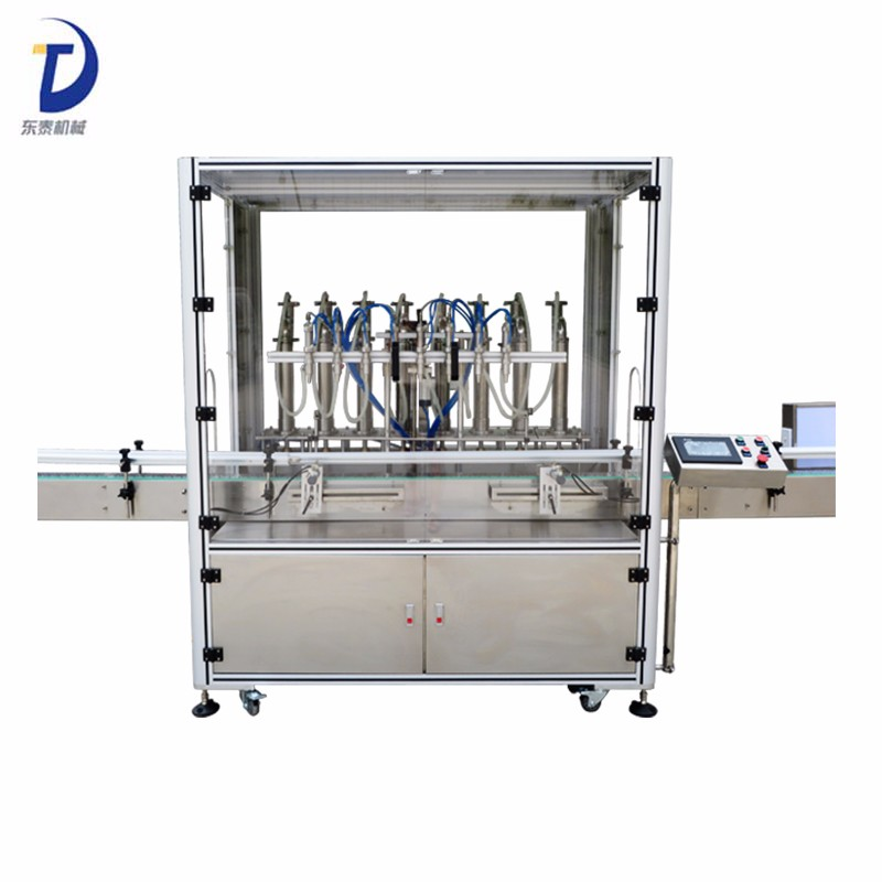 High Performance-cost Ratio Olive Oil Filling Machine