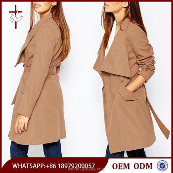 16aa331e2e05 Wholesale Coats Pictures 2016 Winter Fancy Ladies Long Coat Design ...