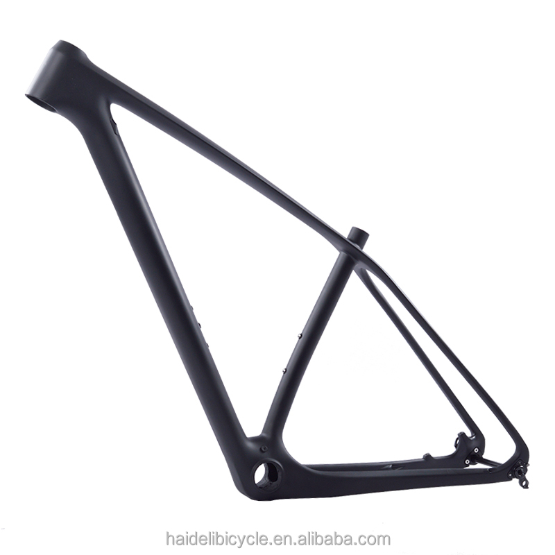 China factory carbon fiber bike parts factory OEM 29er bicycle frame mountain bicycle frames PF30