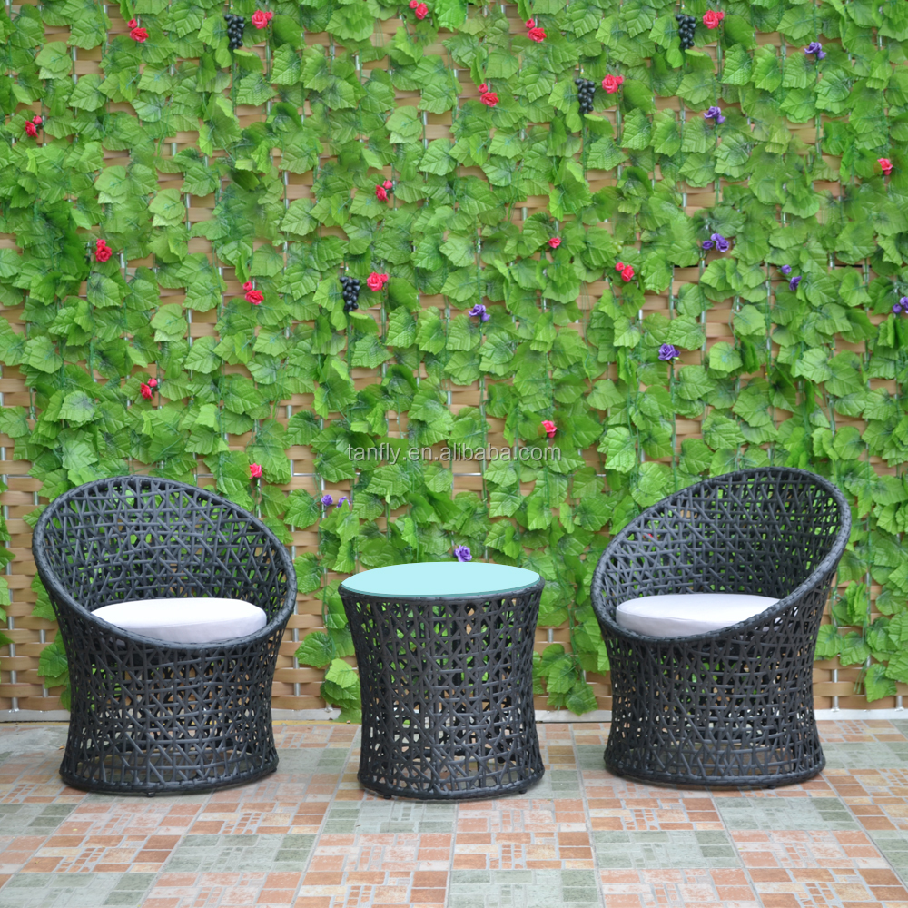 Weather Wicker Patio Furniture Outside