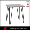 Hot sales sofa bed wooden end table side table small