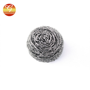 Stainless Steel Sponges Scrubbers,Metal Scouring Pads, Stainless Steel Scourer Pot Brush