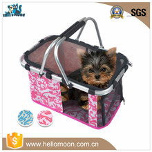 Wholesale Aliexpress Hot Selling Portable Foldable Aluminum Heavy Duty Dog Crate
