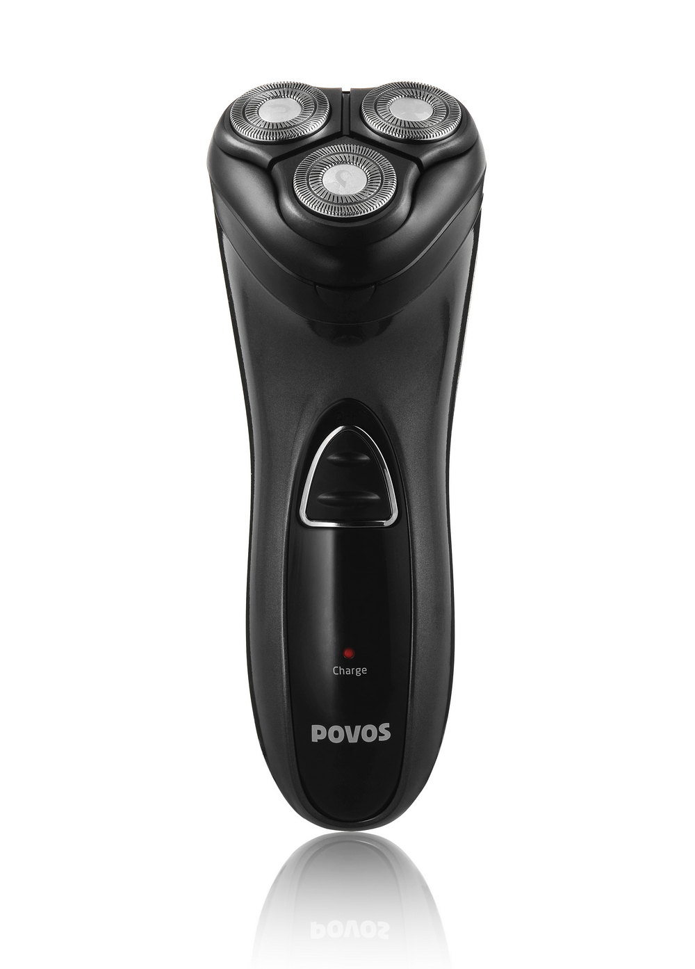POVO PQ7200 Electric Rotary 3D Shaver 220 240V Rechargeable Personal Care Men's Razor Trimmer ...