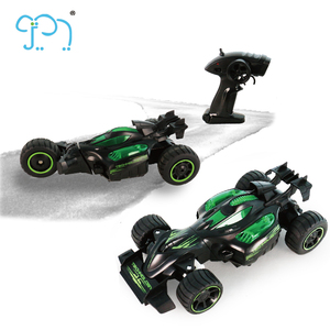 2.4 GHZ 4CH 1/12 DIY Assembly Car Toys For 2017 3 In 1 Intelligent Model Toy DIY RC Car Kit With ASTM