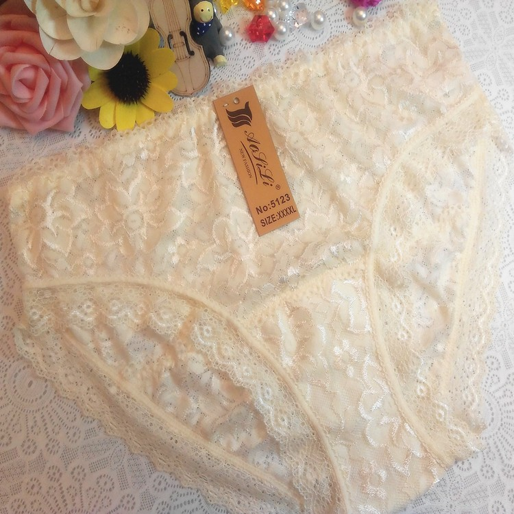 Wholesale girl lace comfortable fancy sexy underwear women