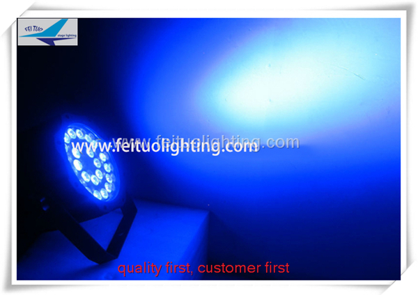 Led Par Can Light 24x15w 5 In 1 Leds Waterproof Led Par 64 Rgbwa ...