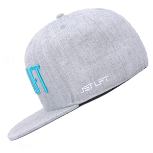 Factory Custom High Quality Yupoong Style 3d Embroidery Snapback Hard Hat