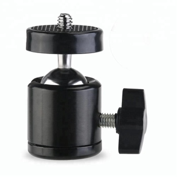 "1/4"" Screw Tripod Mini Ball Head Mount"
