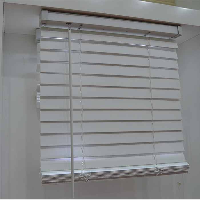 Type Of Office Window Curtain 50mm Cordless Classic Pvc Faux Wood  Horizontal Window Venetian Blinds   Buy Faux Wood Pvc Vertical Window  Blinds,Pvc Vertical ...