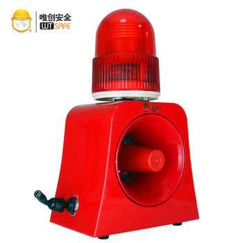 Battery Operated Outdoor Wireless Portable Strobe Warning