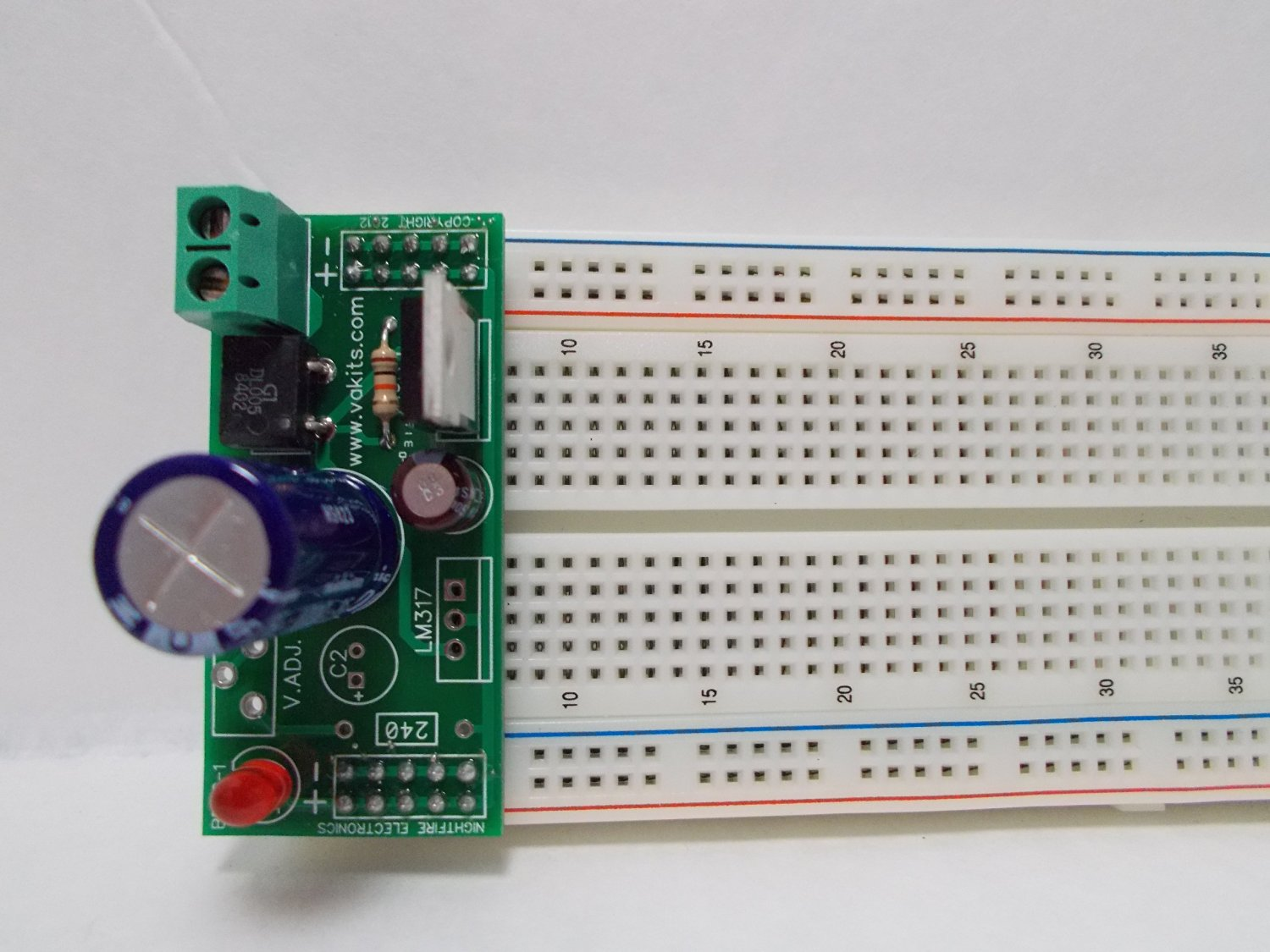 Cheap Solderless Breadboard Power Supply Find Adhesive Electronic Circuit Board Kit For Sale Get Quotations 6 Vdc