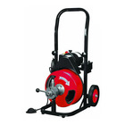 250W 75Ft automatic electric snake drain cleaner,drain pipe cleaner,sewer cleaning machine