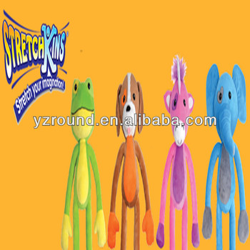 Stretchkins Stretch Your Imagination For Kids Game Toy Buy Plush