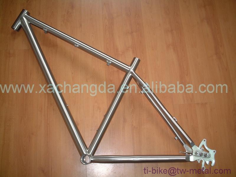 Precio de fábrica XACD dropout deslizante titanio 29er bicicletas ...