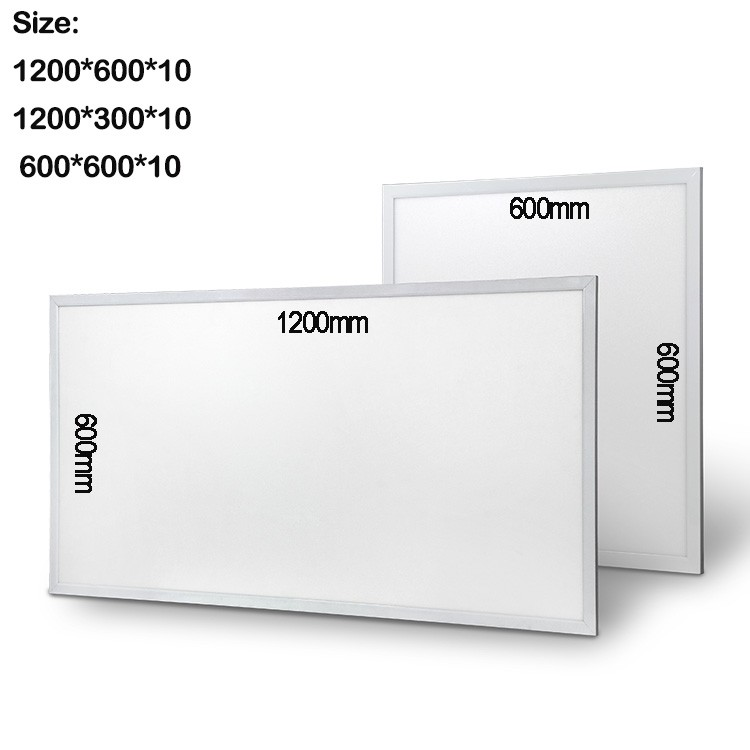 Led Panel Light 600x600 Flat Panel Led Lighting Panel 40w 5000k ...