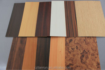 Laminate Sheet For Cabinet