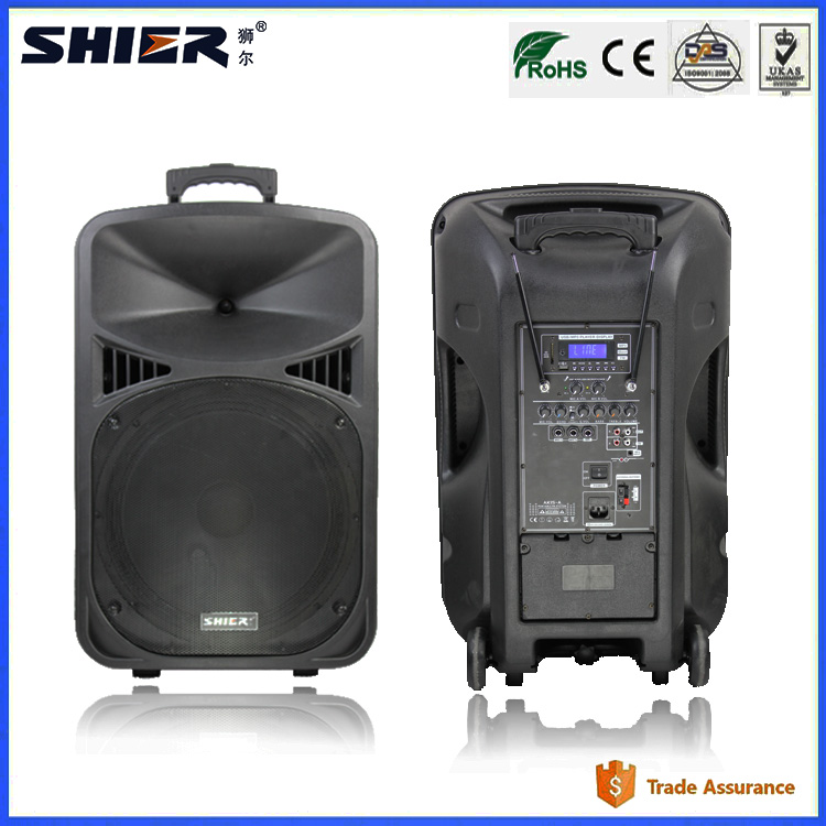 speakers with bass. echo bass treble duradility powerful trolley speaker with antena 12a battery - buy bluetooth speaker,bass speaker,powerful speakers r