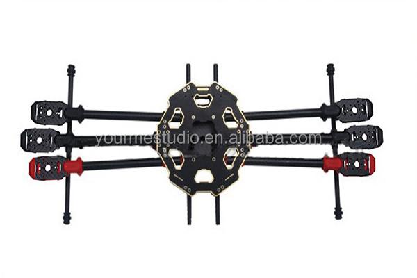 Tarot 680pro Foldable Hexacopter Frame Kit Tl68p00 Six-axis Aircraft ...