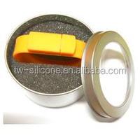 Round metal small tin boxes wholesale
