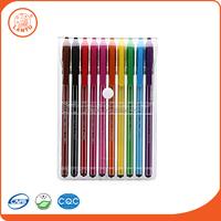 Lantu High Quality Rainbow Colors Office Desk Supplies Promotion Ballpoint Pen