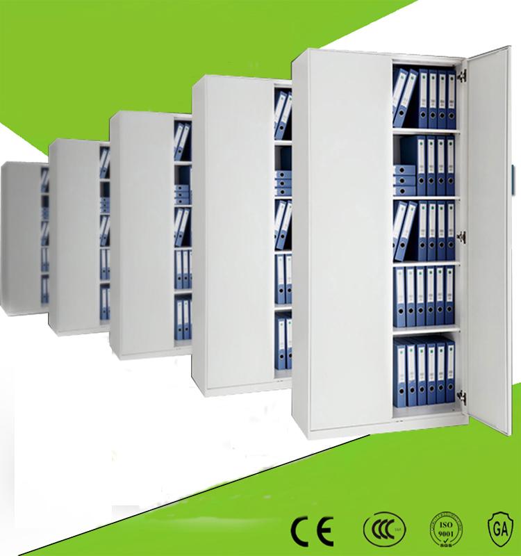 Metaal zwart slot  veiligheid kantoor metalen sleutel kast 2 deuren temperatuur gecontroleerd