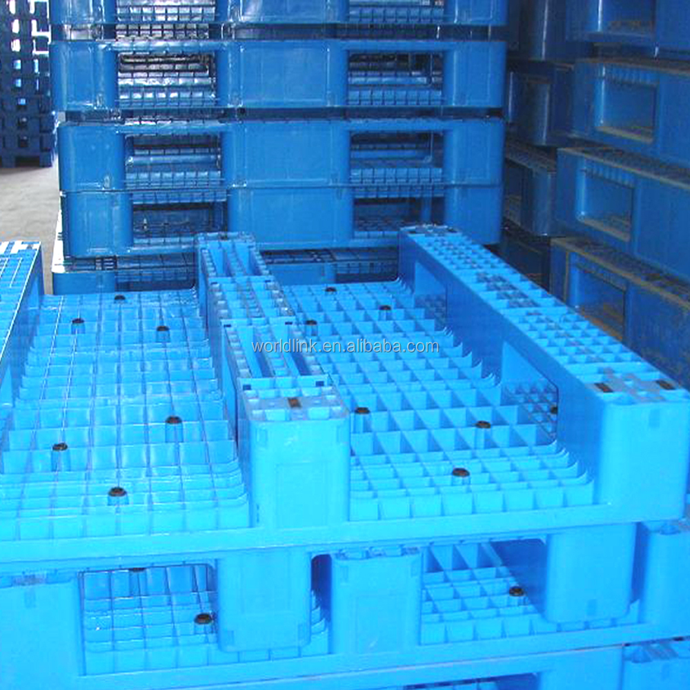 High Load Capacity Plastic Material Low price HDPE Pallet