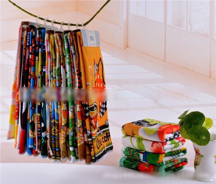 Online Buy Wholesale Sunflower Kitchen Towels From China