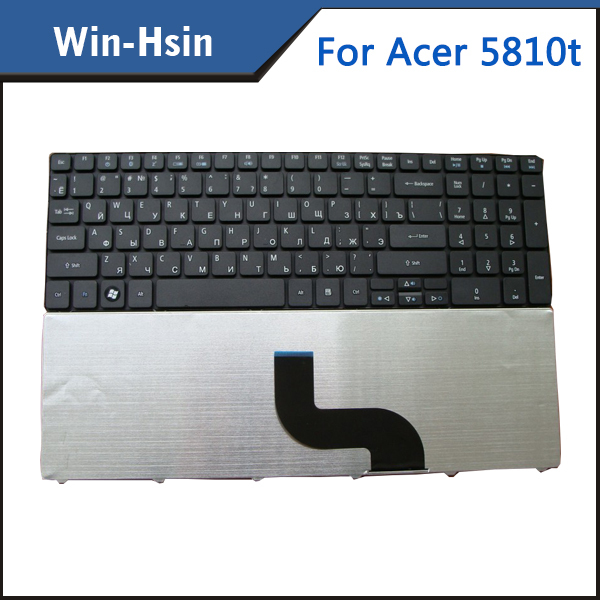 cheap for acer laptop russian keyboard for ACER 5810T 5410T 5820TG 5536 5738 5739 5542 5551 5553G 5741G 5745 7540G