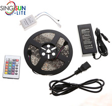 Waterproof 5050smd rgb dream color 5050 led strip set with ce rohs