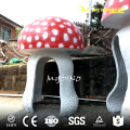 My Dino-AP077 Hot Sale Theme Event Custom Made Artificial Mushrooms