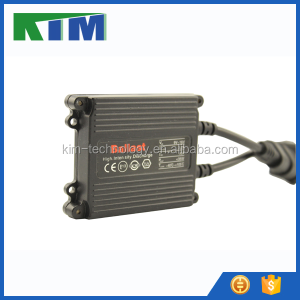 Top quality 12V 24V 35w 55w hid ballast repair kit for car