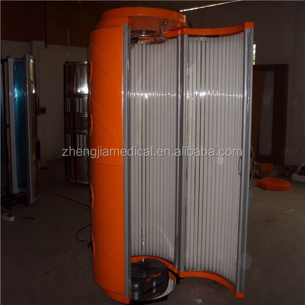 54 pieces UV lamps 10KW collagen solarium beds for sale with CE