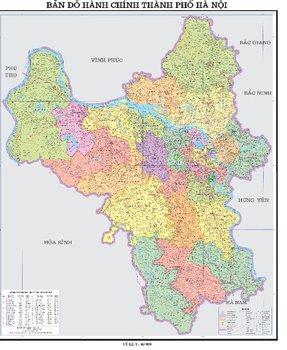 Map Ha Noi.Ha Noi Administrative Map Buy Map Product On Alibaba Com