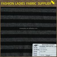 180gsm,rayon/spandex comp,yarn dyed stripe knitted jersey fabric,slub jersey, t-shirt garment