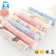 Alibaba china soft feeling high quality 100% cotton muslin baby wash cloth