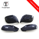 T-carbon Replacement Carbon Fiber Car Mirror Covers for Audi A7 S7