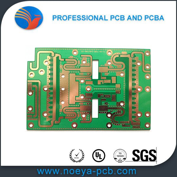 immersion gold bluetooth circuit board pcb hasl lead free single-layer pcb boards manufacture
