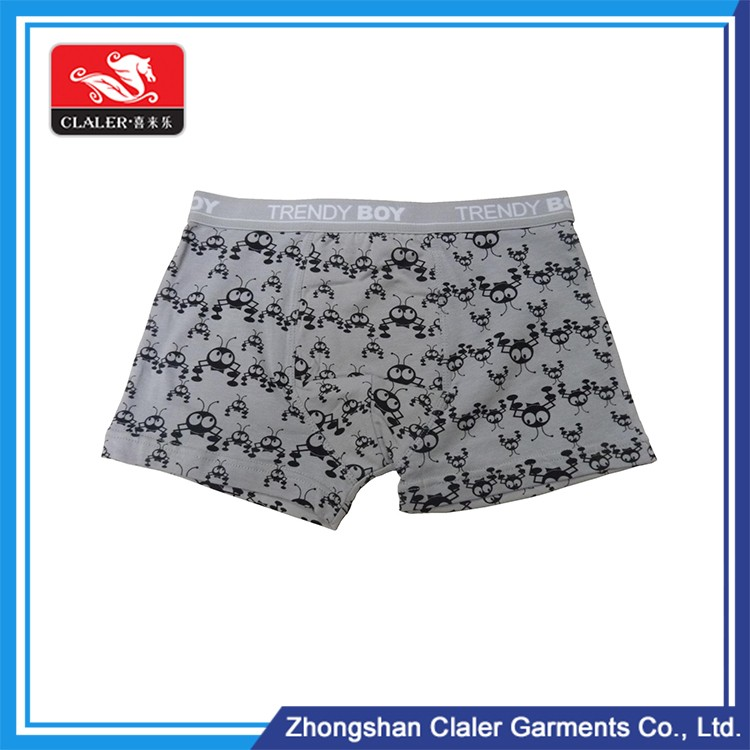 Comfortable cotton mens underwear mens mini boxer briefs , boxer briefs , mens briefs